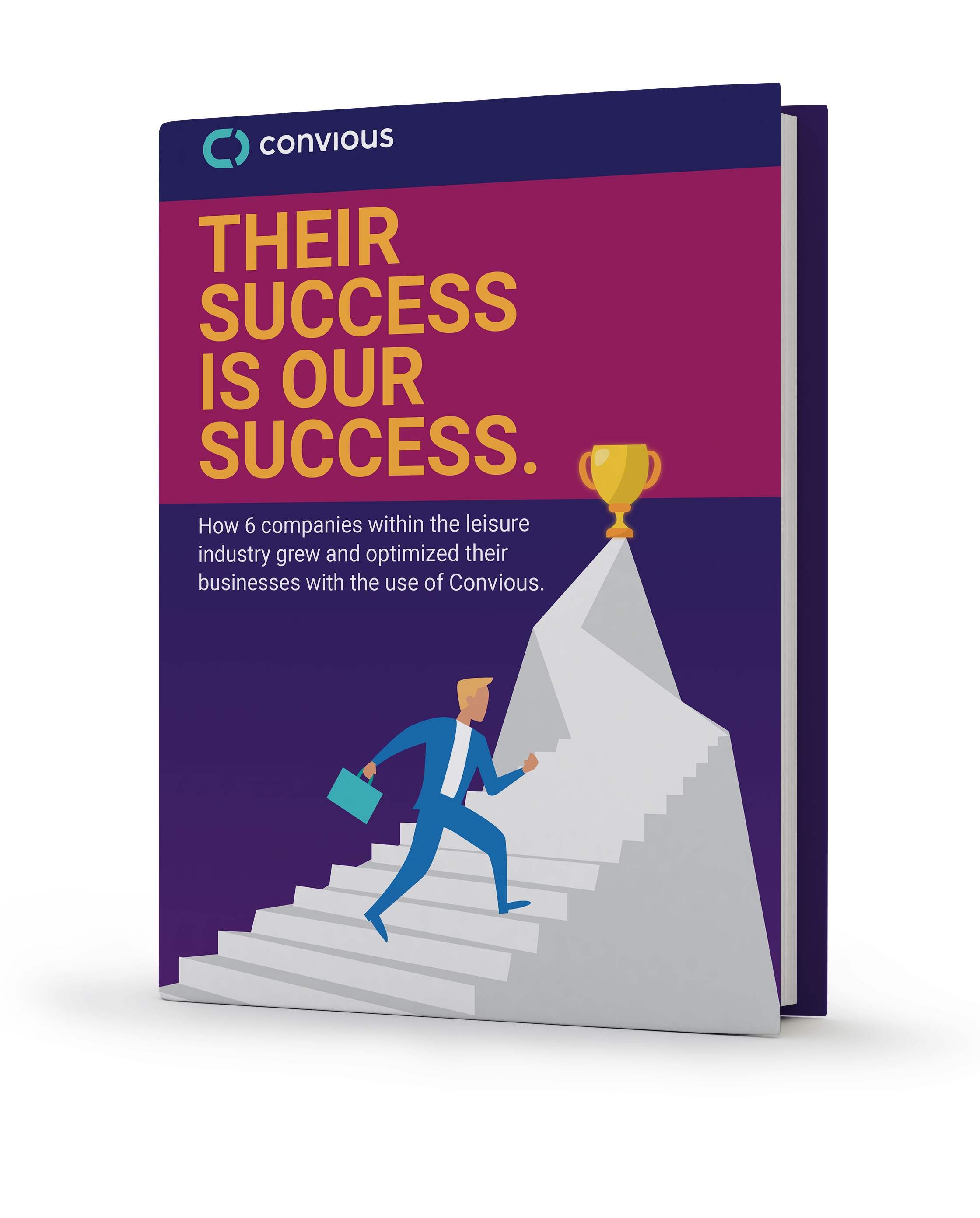 Success Stories Mock Up